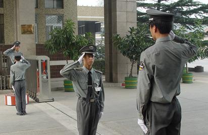 湘潭保安服务项目