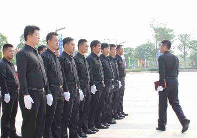 湘潭酒店保安项目